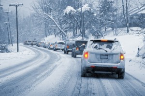 How to Avoid Accidents on Slippery Roads
