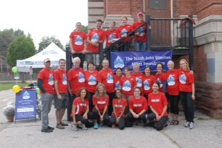 McLeish Orlando Supports Anti-Bullying at Miles for Smiles