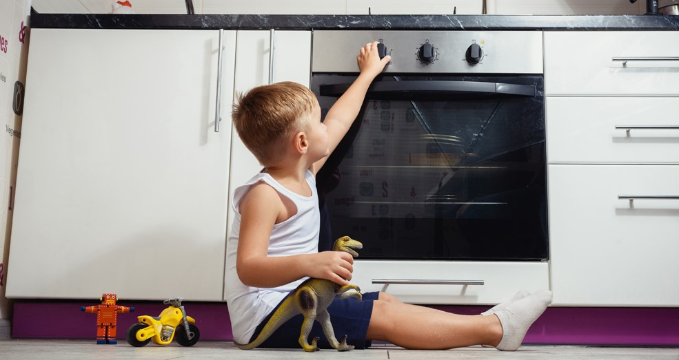 COMMON ACCIDENTS AT HOME FOR KIDS