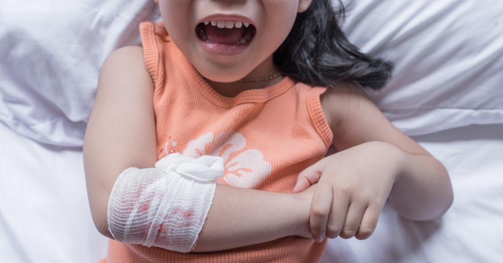PAEDIATRIC INJURIES AND HOW TO PREVENT THEM