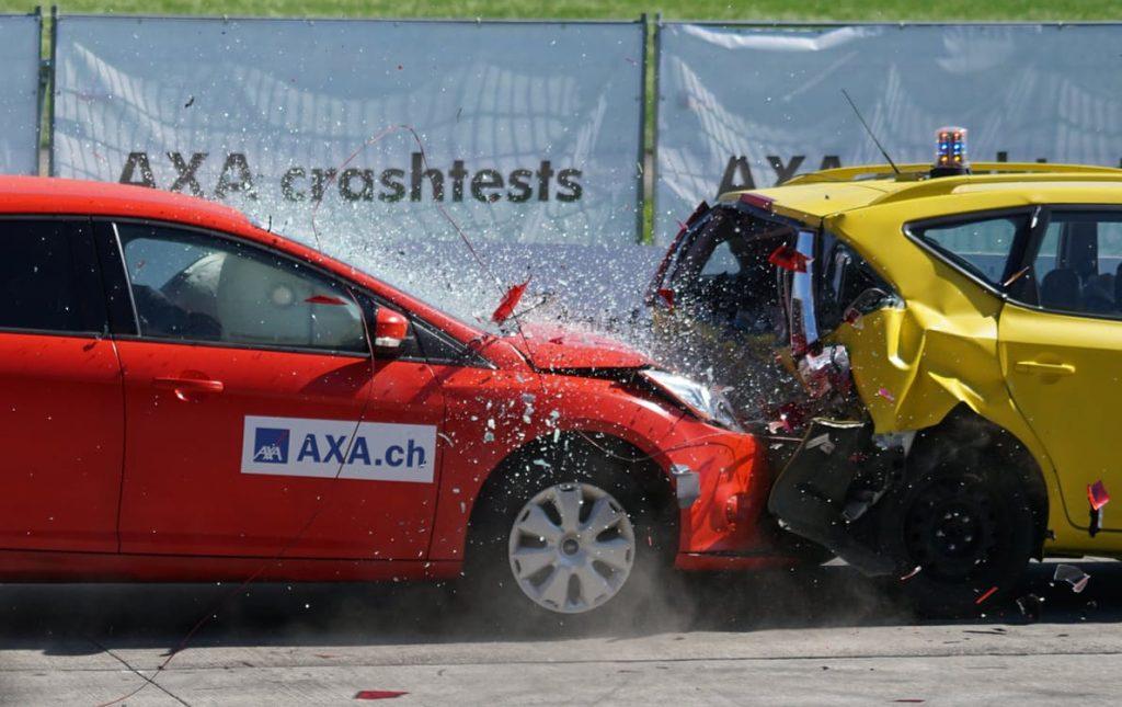 Blog 04 - car crash