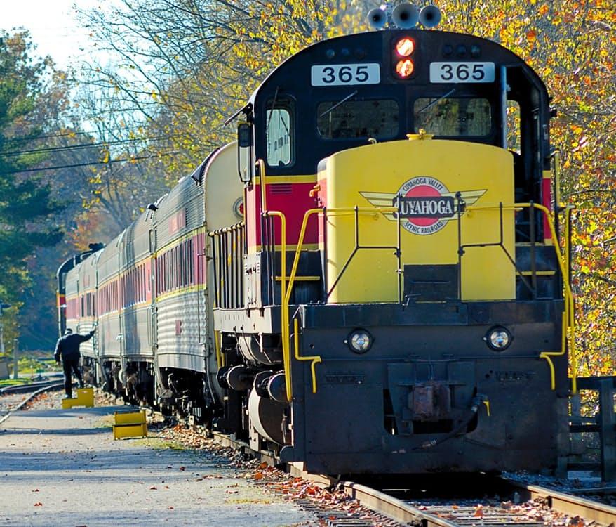 Blog 10 -train