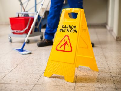 SPILT MILK: I HAD A SLIP-AND-FALL AT A GROCERY STORE, CAN I SUE?