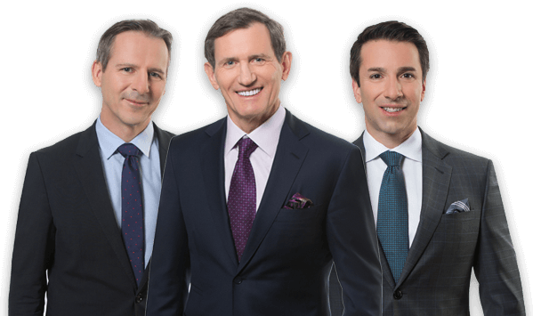 John McLeish with Dale Orlando and Patrick Brown Lawyers | McLeish Orlando - Critical Injury Lawyers