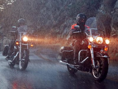 Motorcycle Safety Series: Riding in Bad Weather