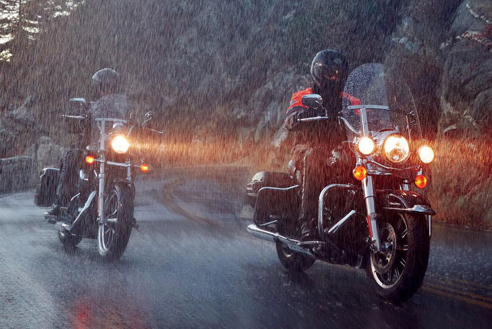 Blog 29 - riding in the rain