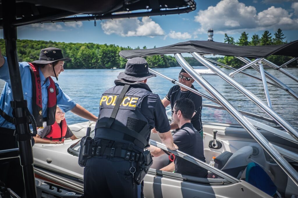 Blog 31 - police boating
