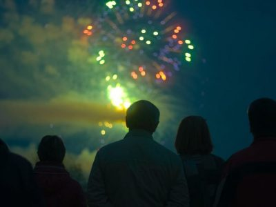 Canada Day Weekend: Fireworks Safety
