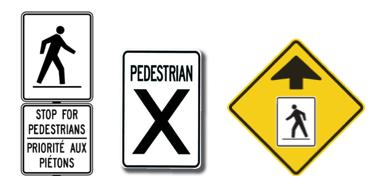 Road Safety: Crosswalks + Pedestrian Crossovers
