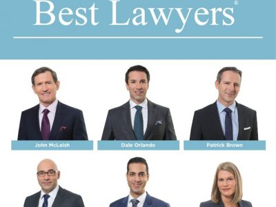 2018 Best Lawyers® List