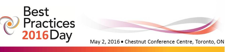 GTA Rehab Network - Best Practices Day 2016