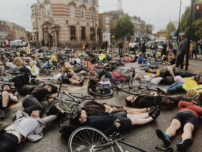 Die-in for Safe Streets – Monday, March 26, 2018