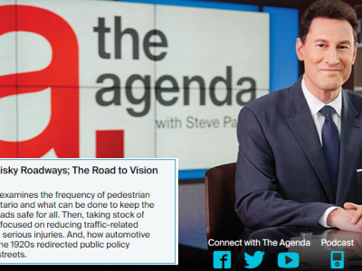 Patrick Brown on The Agenda with Steve Paikin, March 6, 2018 8PM on TVO