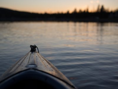 Up the Creek without a Paddle:  A review of boating safety and the law regarding human powered watercrafts