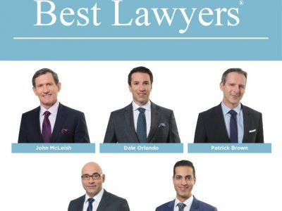 2019 BEST LAWYERS® LIST