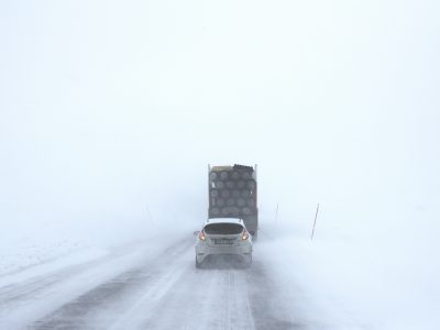 'Tis the Season – Winter Road Safety Tips