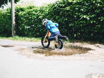 Bikes, Bumps and Cookies – Teaching your children about bicycle safety