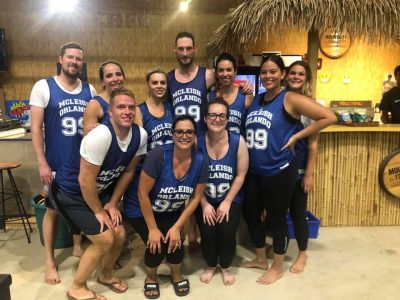 McLeish Orlando Participates in Beach Blast 2019