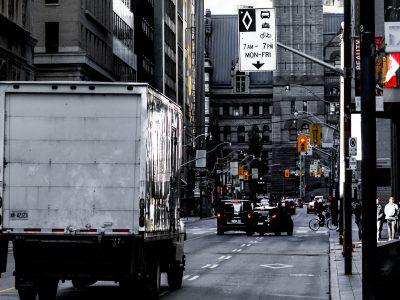 Heavy Trucks Causing Pedestrian Deaths
