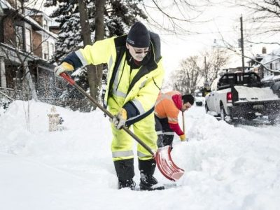 Snow Removal and the Law in Ontario