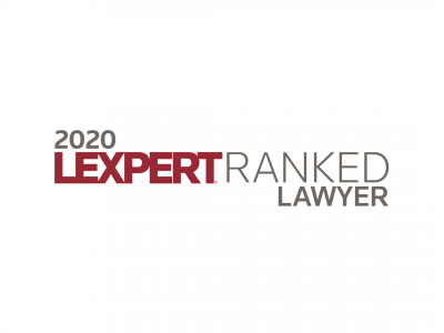 McLeish Orlando Lawyers Recognized in 2020 Legal Lexpert® Directory Rankings