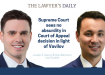 The Lawyer's Daily – Supreme Court sees no absurdity in Court of Appeal decision in light of Vavilov