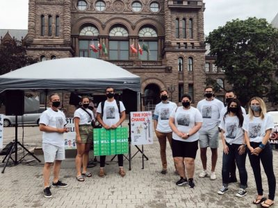 A Rally for Stricter Laws and Harsher Penalties for Impaired and Dangerous Drivers