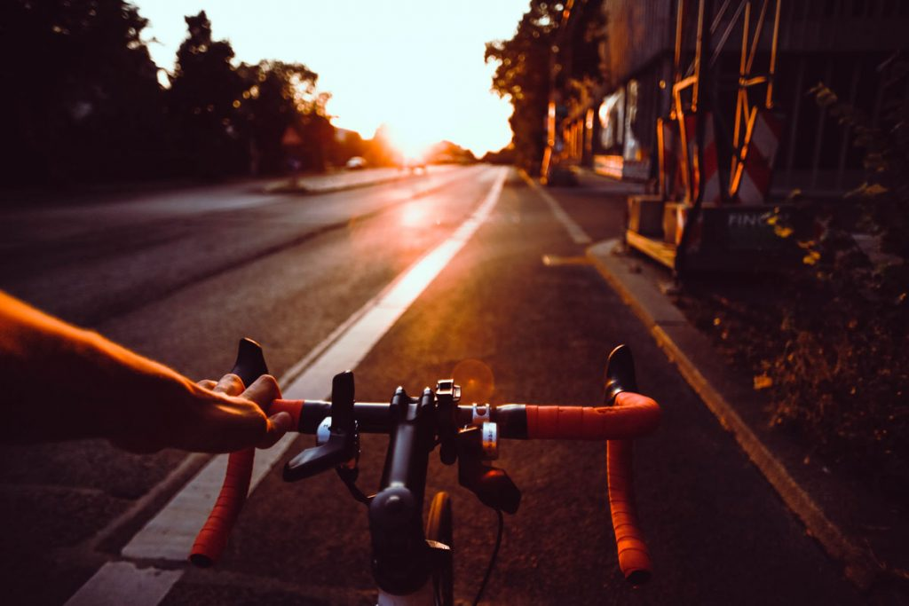 if I Get Into a Collision While Cycling?