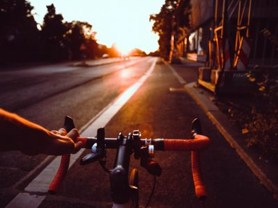 What Should I do if I Get Into a Collision While Cycling?