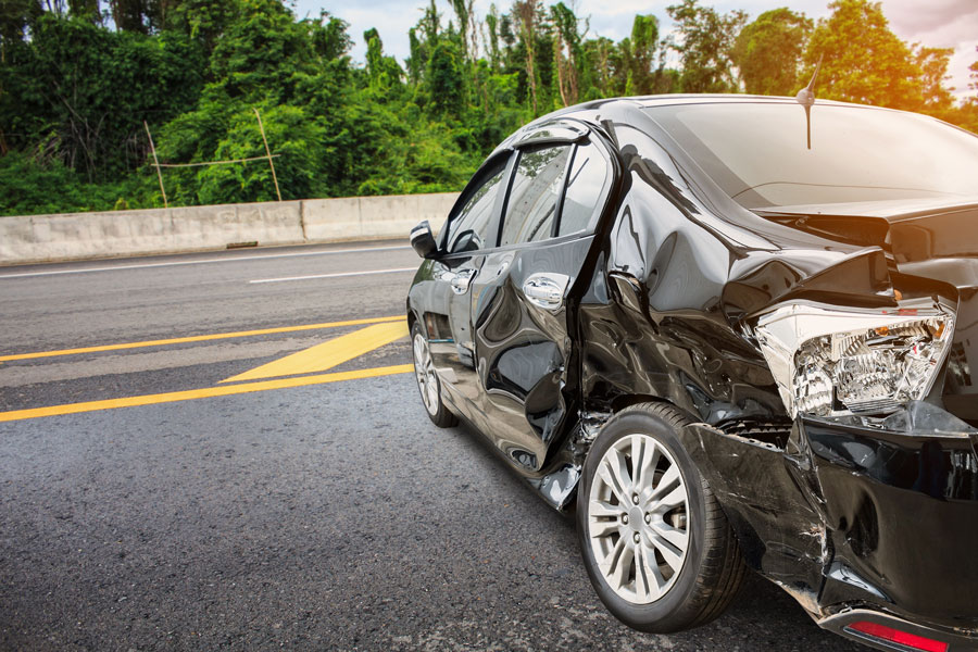 Who is at Fault in a T-Bone Car Accident?