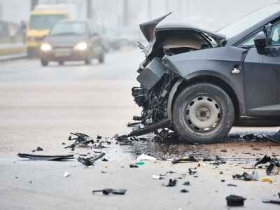 What to do After a Car Collision in Ontario