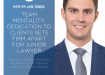 Law Times – Team mentality, dedication to clients sets firm apart for junior lawyer